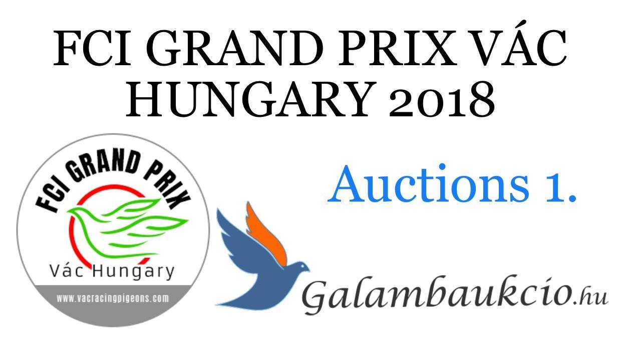 FCI Grand Prix Vác Hungary