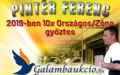 Karrier Grand Slam – Pintér Ferenc