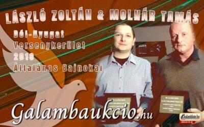A Délnyugat ágyúi, László Zoltán – Molnár Tamás