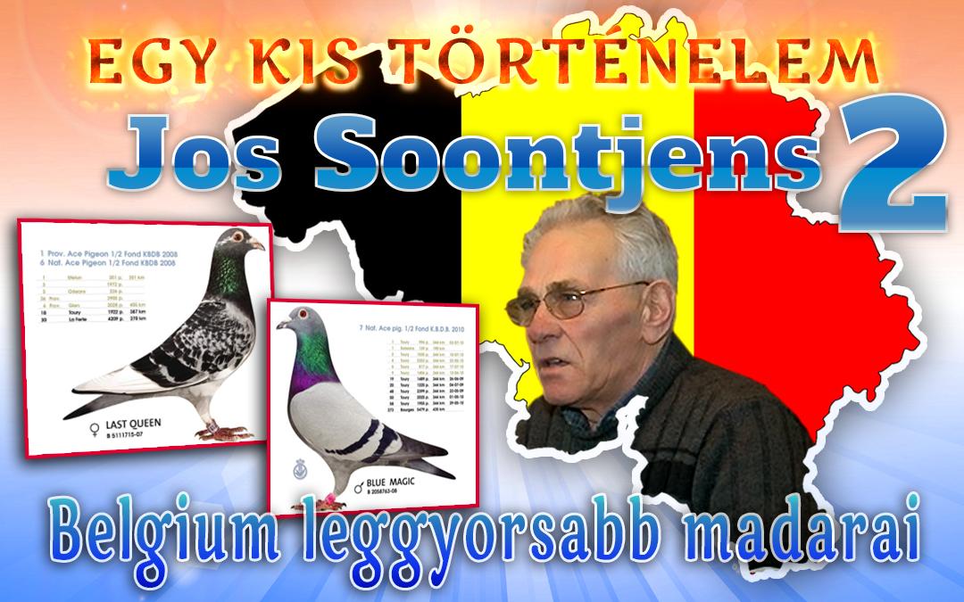 """""""A verhetetlen Démon""""  A Jos Soontjens  Kolónia  II. rész"""