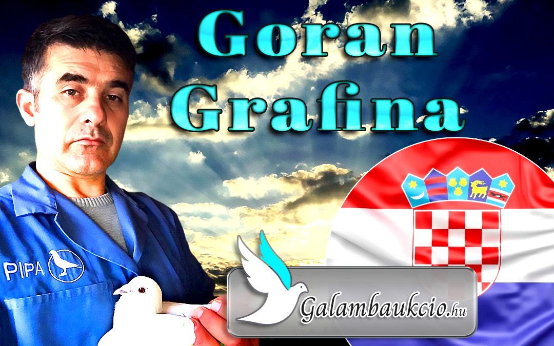 Goran Grafina – Pakrac, Horvátország