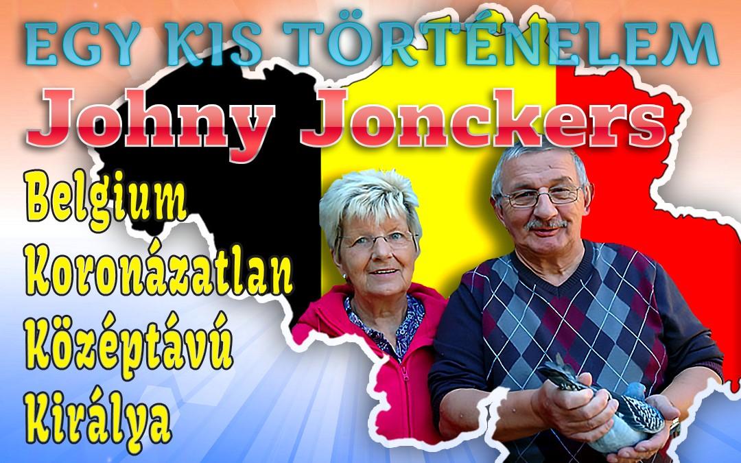 """""""A Középtáv Koronázatlan Királya!"""" – Johny Jonckers"""