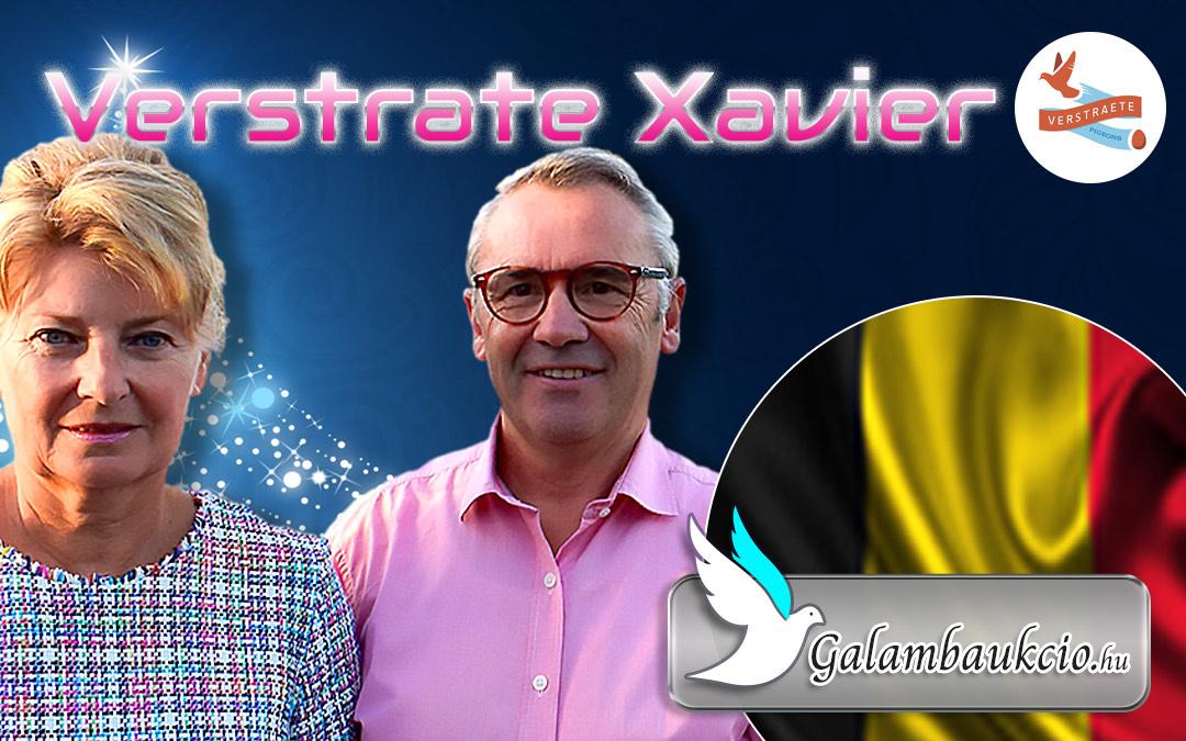 Xavier Verstraete – Oostakker, Belgium