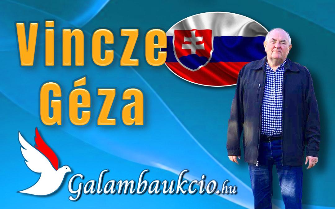 A Felvidéki-Magyar Fenomén – VINCZE GÉZA